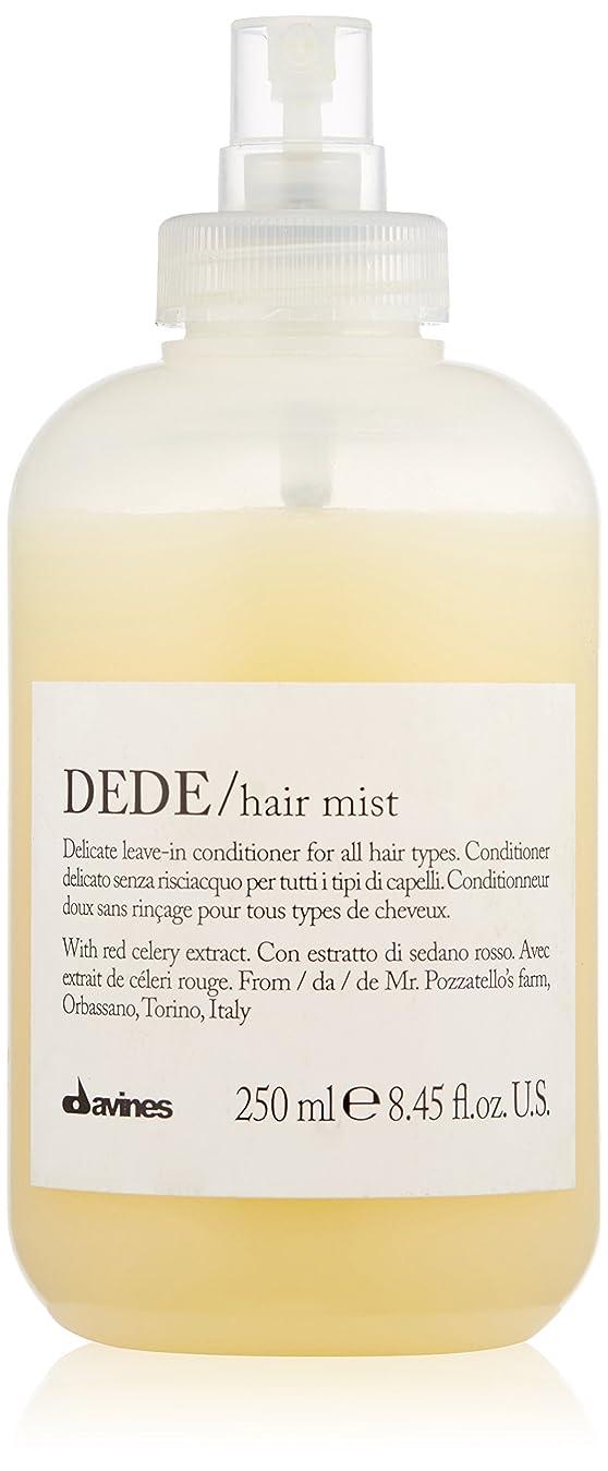 収まるスケッチ球状ダヴィネス Dede Hair Mist Delicate Leave-In Conditioner (For All Hair Types) 250ml/8.45oz