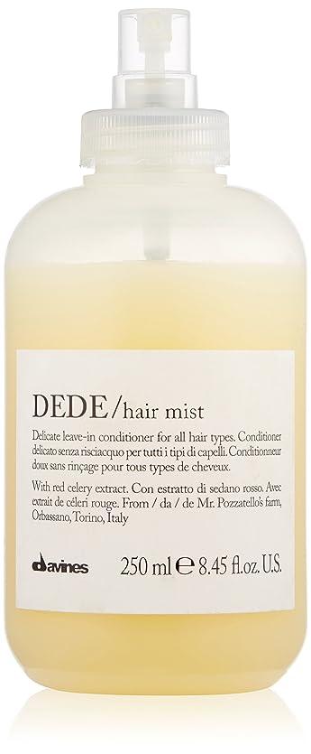 類似性呼吸帽子ダヴィネス Dede Hair Mist Delicate Leave-In Conditioner (For All Hair Types) 250ml/8.45oz