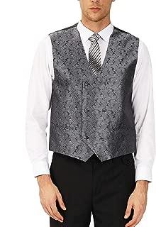 Best black sleeveless waistcoat Reviews