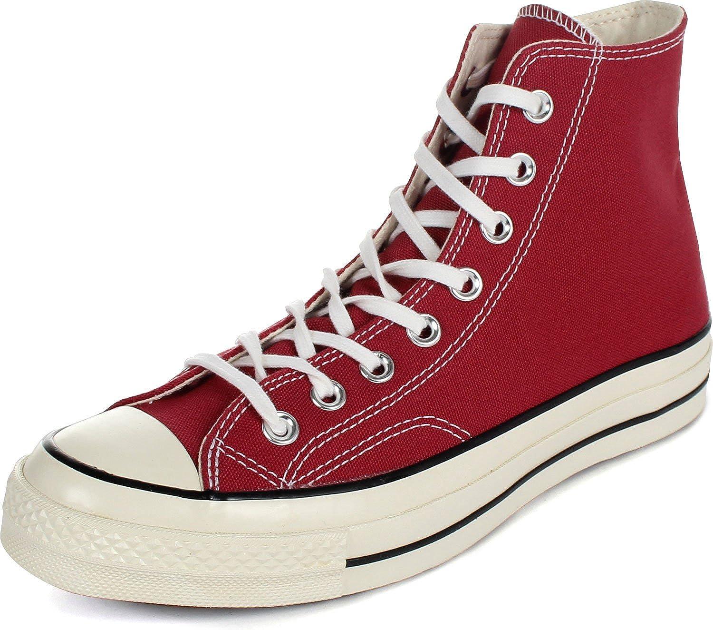 Converse Chuck Taylor All Star '70 Textile Hi shoes, UK  10.5 UK, Crimson