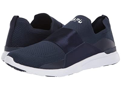 Athletic Propulsion Labs (APL) Techloom Bliss (Navy/White) Men