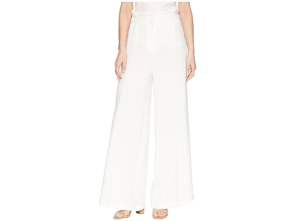 Bishop + Young D Ring Pants (White) Women