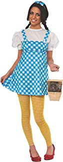 Women's Wizard of Oz 75th Anniversary Young Adult Dorothy Costume