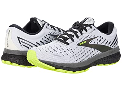 Brooks Ghost 13 (White/Black/Nightlife) Women