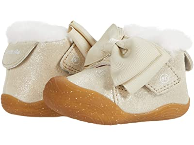 Stride Rite SR Campbell (Infant/Toddler) (Champagne) Girls Shoes