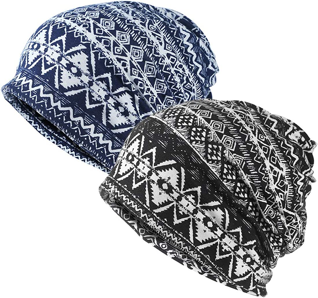 Our shop most popular Inconly Chemo Caps for Women Cancer Houston Mall Slouchy Patients Beanies Sle
