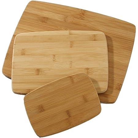 Farberware Bamboo Cutting Board, Set of 3