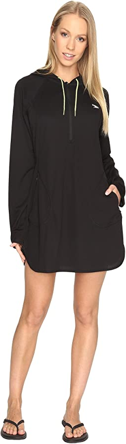Hoodie Dress Cover-Up