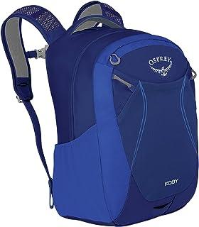 Osprey F16 科比 Koby 20 儿童日用旅游多功能双肩背包硬质背板透气肩带舒适背负可放平板电脑多重分仓 20升 三年质保终身维修 (两种LOGO随机发,详见页面下方注释) (儿童系列)