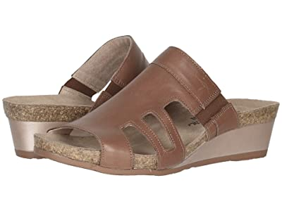 Naot Carriage (Mocha Rose Leather) Women