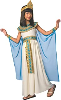 Girls Cleopatra Costume Kids Egyptian Princess Dress Queen of The Nile Outfit - Mulitple Colours