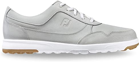 FootJoy Men's Casual Suede-Previous Season Style Golf Shoes