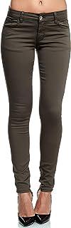 Elara Jeans Donna Elasticizzati Push Up l'elastico Chunkyrayan