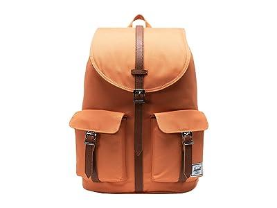 Herschel Supply Co. Dawson Backpack (Papaya) Backpack Bags