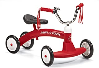 Radio Flyer Scoot-About (Renewed)