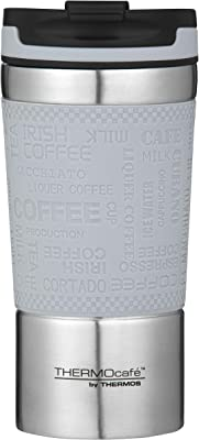 THERMOcafe™ Vacuum Insulated Travel Cup 350ml Grey
