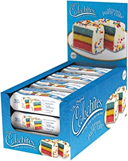 The Original Cakebites Ultimate Party Cake- 12 count Counter Display