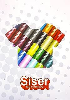 Best siser swatch book Reviews