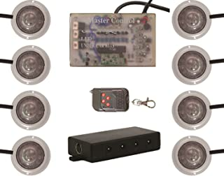 Vision X Lighting HIL-STW Superwhite LED Strobe and Rock Light Kit