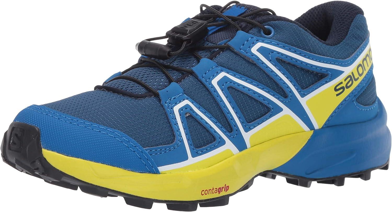 Salomon Unisex-Child Speedcross Max 75% OFF J Running Max 61% OFF Trail