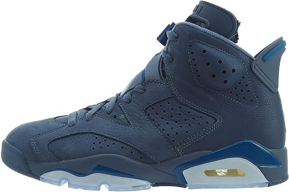 Nike Air Jordan 6 Retro, Chaussures de Gymnastique Homme : Amazon ...