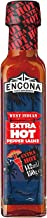 Encona West Indian Extra Hot Pepper Sauce - 142m