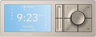 Moen TS3302TB U Shower Smart Home Connected Bathroom Controller, 2-Outlet Digital Wall Mounted, Terra Beige