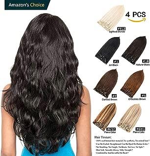 GEELOOK Clip in Hair Extensions 14