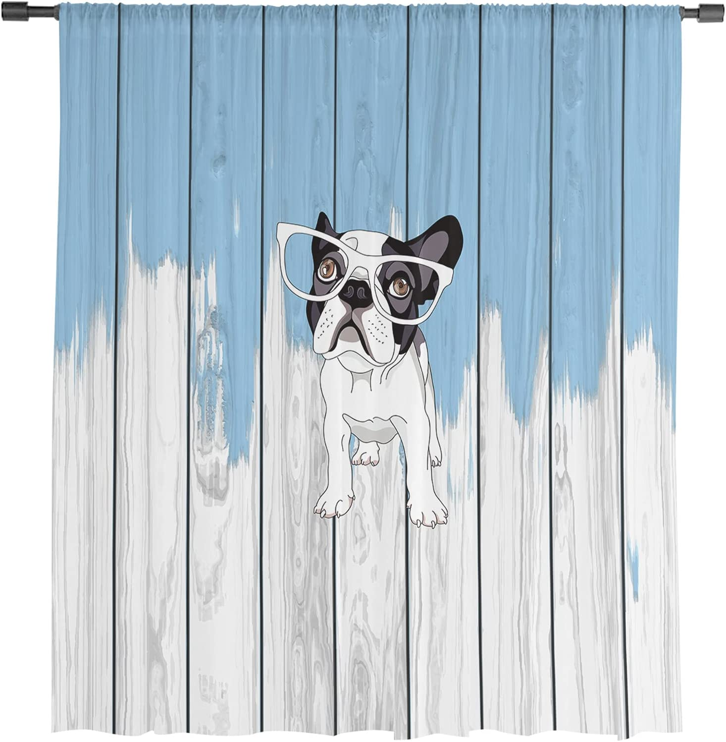 Max 71% OFF Animer and price revision Sheer Curtain Panel 52