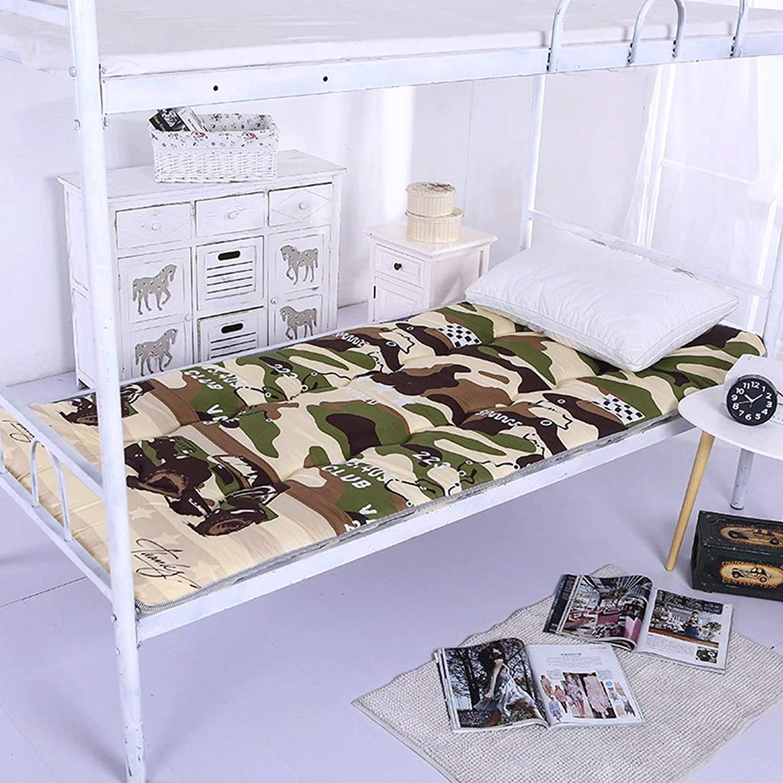 Tatami Mattress Four Seasons Universal Folding Household Sleeping Mat G (color   2, Size   90x200cm)