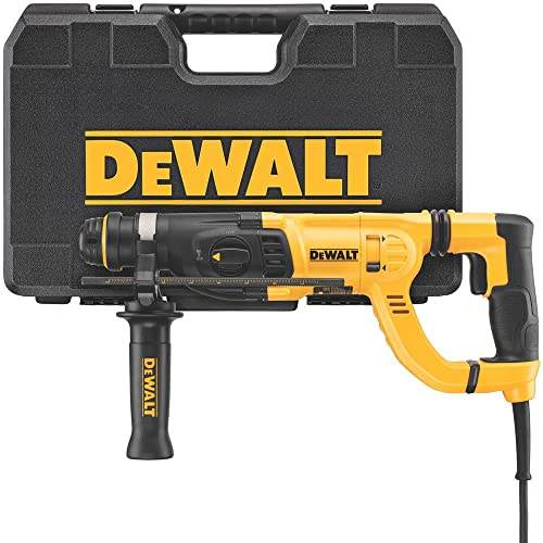 DEWALT D25262K D-Handle SDS Rotary Hammer with Shocks, 1