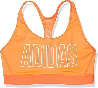 adidas Dont Rest Alphaskin Sport Bra, App Solar Red, Large