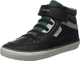 Geox J GISLI BOY B jongens sneakers.