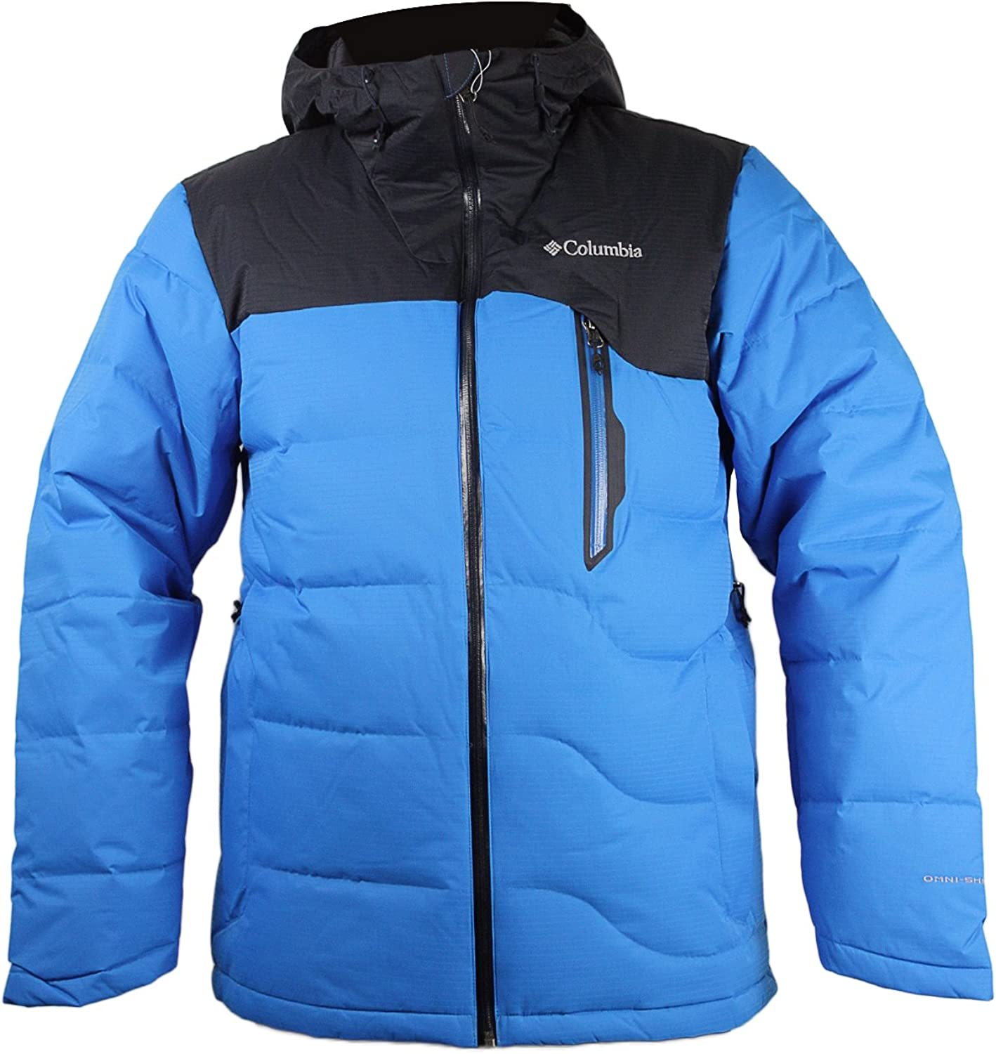 Columbia Men's Powder Down Jacket : Clothing, Shoes & Jewelry