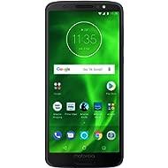 Moto G6 with Alexa Hands-Free – 64 GB – Unlocked (AT&T/Sprint/T-Mobile/Verizon) – Deep Indigo –...
