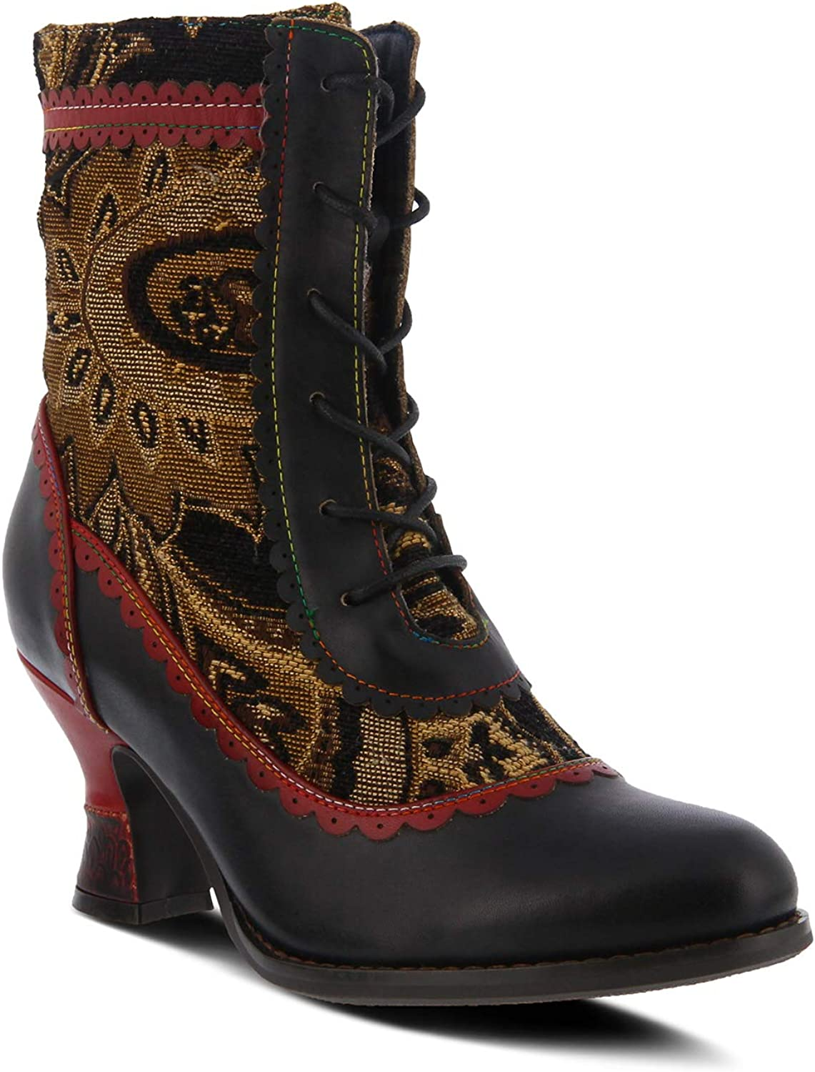 L`Artiste by Spring Step Women's Leather Boots Bewitch