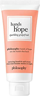 Philosophy Hands of Hope - Sparkling Grapefruit Cream by Philosophy for Unisex - 1 oz Hand Cream, 30 milliliters