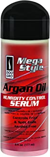 Doo Gro Mega Style Argan Oil Humidity Control Hair Serum 177ml