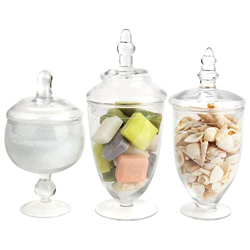 Amazing Plastic Candy Jars For Candy Buffet Amazon Com Interior Design Ideas Grebswwsoteloinfo