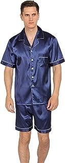 Best mens pajama set silk Reviews