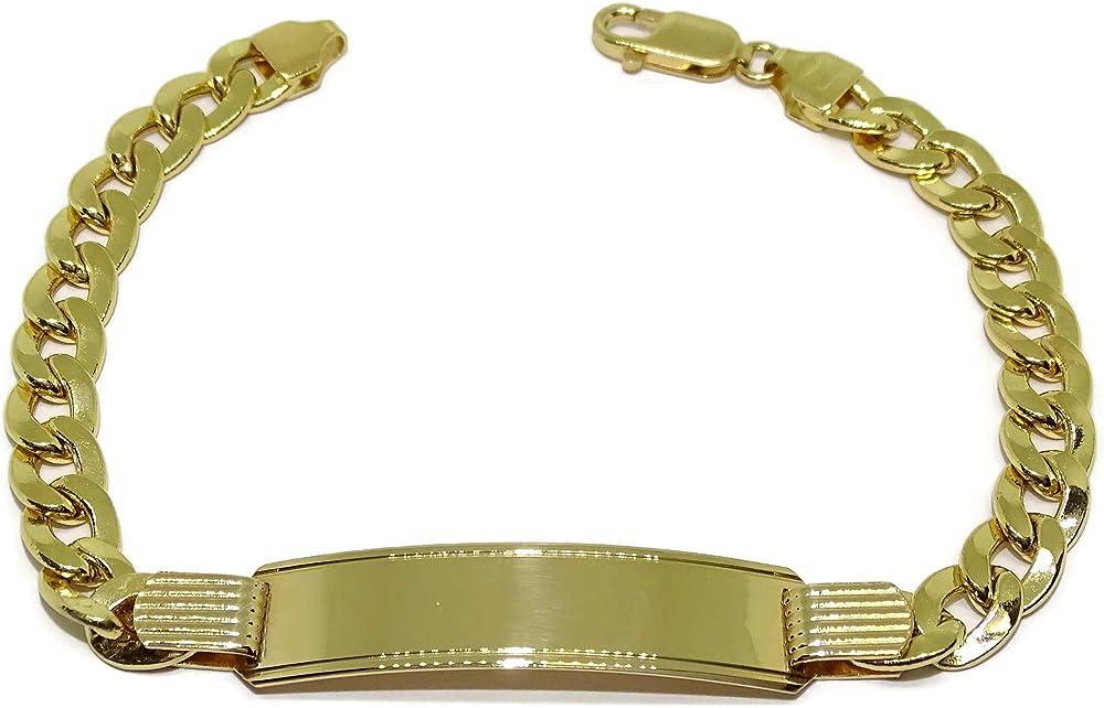 Never say never - bracciale da uomo in oro giallo da 18 carati 14201185