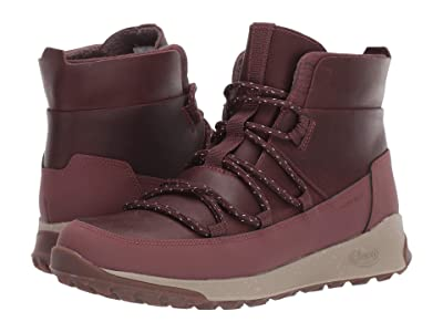 Chaco Borealis Peak Waterproof (Mahogany) Women