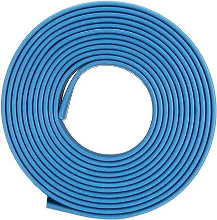 Sourcingmap Tube thermor/étractable 2:1 pour c/âble disolation /électrique Transparent 2,5 mm Diam/ètre 5 m