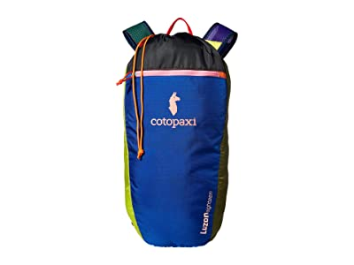 Cotopaxi 18 L Luzon Daypack Del Dia (One-of-a-Kind Multicolor) Backpack Bags