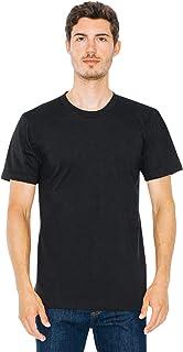 American Apparel Unisex Organic Fine Jersey Crewneck Short Sleeve T-Shirt