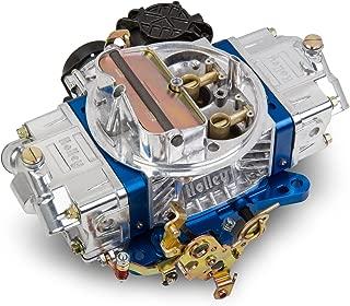 Holley 0-86670BL 670 CFM Ultra Street Avenger Four Barrel Carburetor - Blue