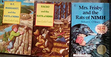 Rats of Nimh Trilogy Series Set