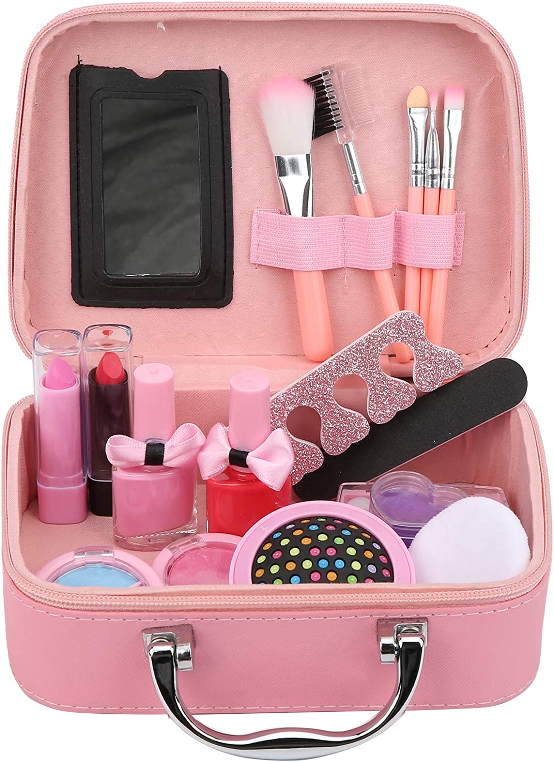 SALUTUY Makeup Import Handbag Toys 35% OFF Children W Safe Toy Cosmetic