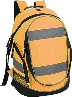 Shugon Hi-Vis Rucksack/Backpack - 23 Litres (Pack of 2)