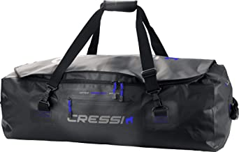 Cressi Goriila Bag or Pro Bag - Waterproof Diving Bag, Large Size with Wheels or Without, Unisex Adult